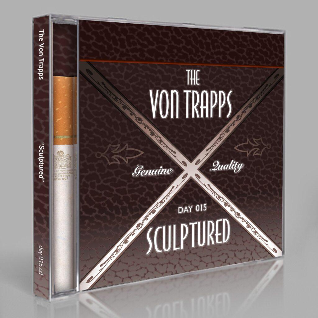 "Von Trapps (Eric Scott/Day For Night, Doug Green) ""Sculptured"" Day 015.cd / download"