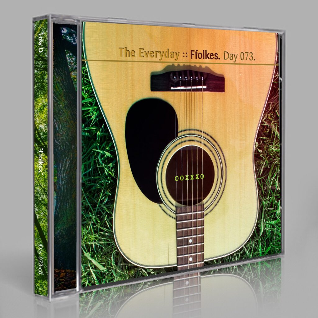 """The Everday """"Ffolkes"""" Day 073.cd / download"""