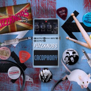 Fuzzknobs :: Cacophony [ Day 089 ]