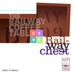 The Railway Chest [ Day 099 ]