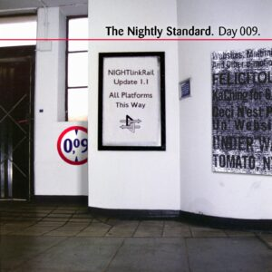The Nightly Standard [ Day 009 ]
