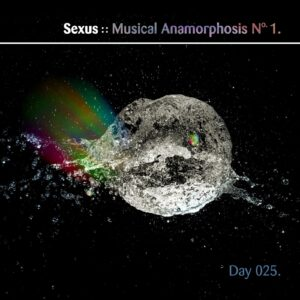 Sexus :: Musical Anamorphosis No. 1 [ Day 025 ]