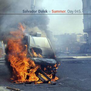 Salvador Dalek :: Summer [ Day 045 ]