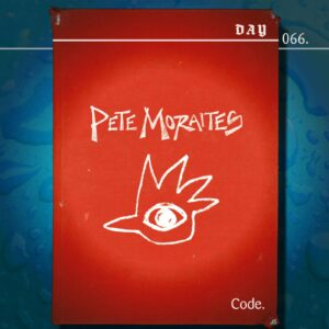 Peter Moraites :: Code [ Day 066 ]