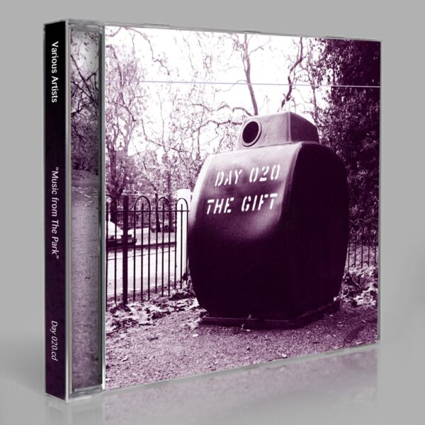"""Various Artists (Day For Night / Eric Scott, Rhythm Factory, Found, Salvador Dalek, Mr. No-Logo, King FM, Kunstfabriken) """"Music From The Park"""" Day 020.cd / download"""