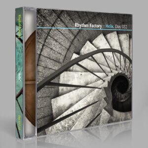 "Rhythm Factory (Eric Scott / Day For Night). ""Helix"" Day 032.cd / download"