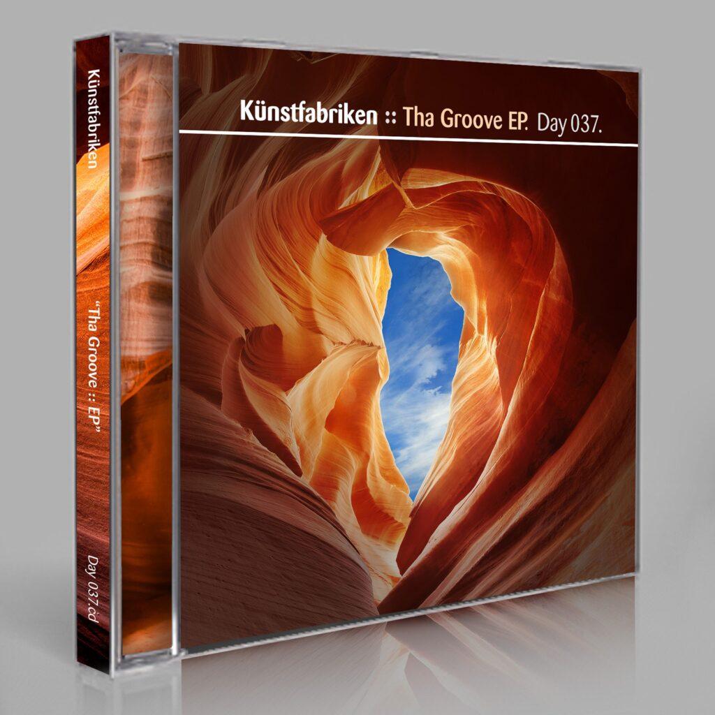 "Künstfabriken (Eric Scott / Day For Night). ""Tha Groove EP"" Day 037.cd / download"
