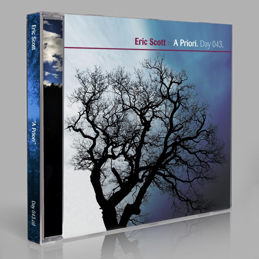 "Eric Scott (Day For Night) & The Everday ""A Priori"" Day 043.cd / download"