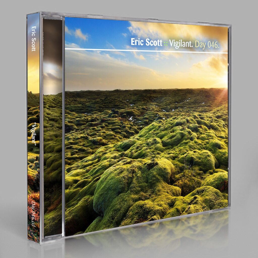 """Eric Scott (Day For Night) & The Everday """"Vigilant"""" Day 046.cd / download"""