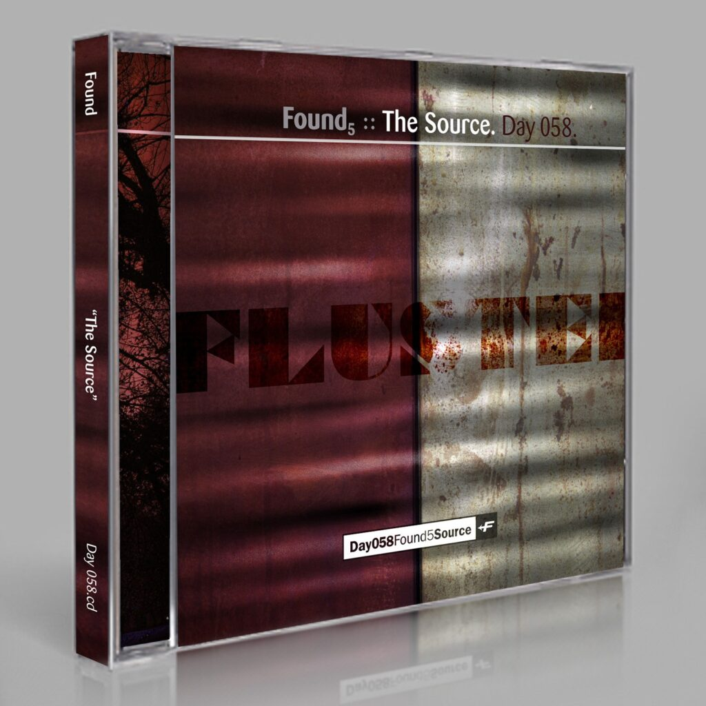 """Found (Eric Scott/Day For Night) """"Found5: The Source"""" Day 058.cd / download"""