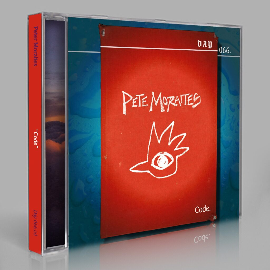 "Peter Moraites ""Code"" Day 066.cd / download"