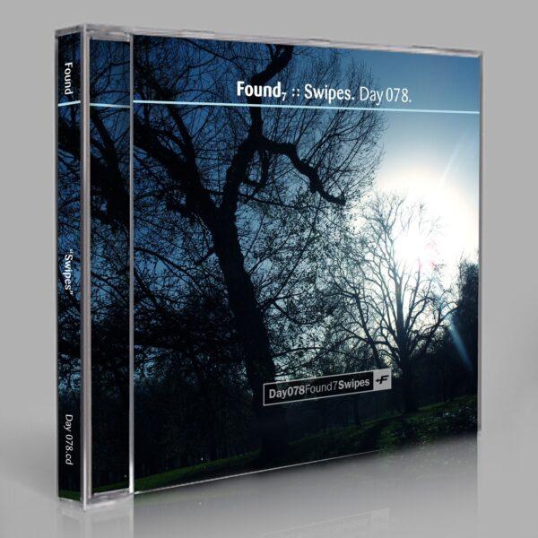 "Found7 (Jupiter Jenkins, Eric Scott / Day For Night) ""Swipes"" Day 078.cd / download"