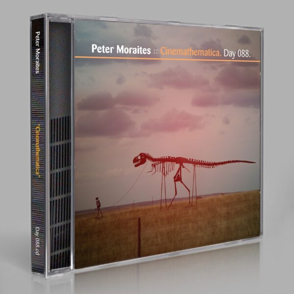 "Peter Moraites ""Cinemathematica"" Day 088.cd / download"