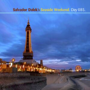 Salvador Dalek :: Seaside Weekend [ Day 085 ]