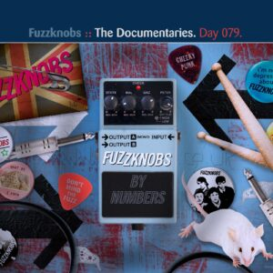 Fuzzknobs :: Documentaries on 9Music & AUBC [ Day 079 ]