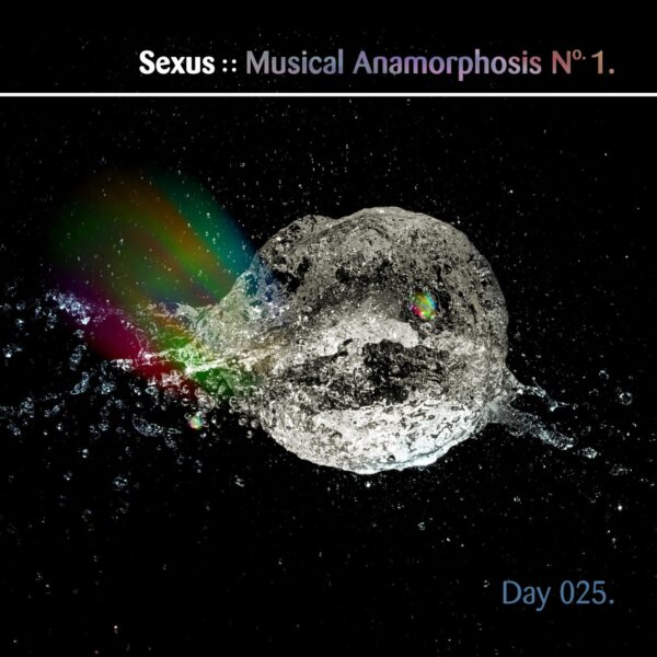"""Eric Scott (Day For Night) """"Musical Anamorphosis No. 1"""" Day 025.cd / download"""