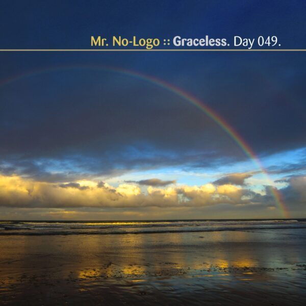 "Mr. No-Logo (Eric Scott / Day For Night). ""Graceless."" Day 049.cd / download"