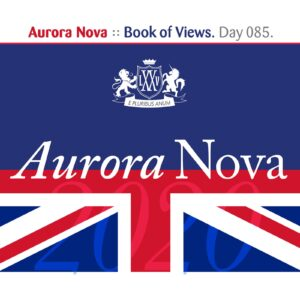 Aurora Nova :: 2021 Book of Views [ Day 085 ]